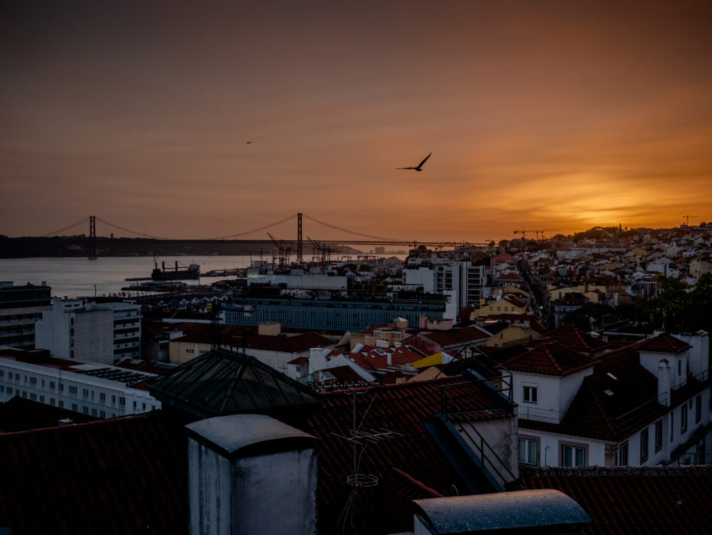 Sunset Lisboa